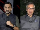 """Video : """"J&K Must Be Given Complete Statehood"""": Omar Abdullah To NDTV"""