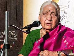 Legendary Carnatic Musician Parassala B Ponnammal Dies At 96