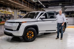 Lordstown Electric Pickup Truck In Doldrums As CEO & CFO Quit