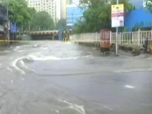 Video : Mumbai And Coastal Maharashtra Likely To Get Heavy Rain, Says Met Office