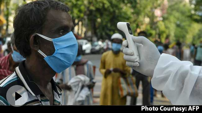 Video : Coronavirus: India Records 60,753 New Infections, 1,647 Deaths In 24 Hours