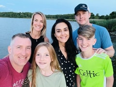 """Why Preity Zinta, Husband Gene Goodenough And Their Family Always """"Look Happy"""" In Pics"""