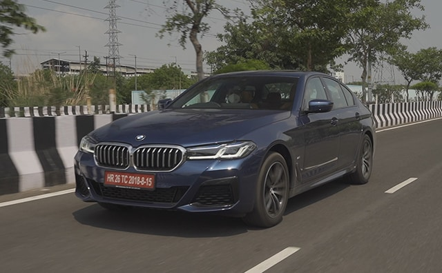 Video : Review: 2021 BMW 5 Series Facelift