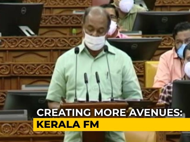 Video : Rs 20,000 Crore Covid Fund, No New Taxes And A Dig In Kerala Budget