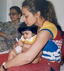 'Travelling Back In Time', Namrata Shirodkar Found This Throwback Gem