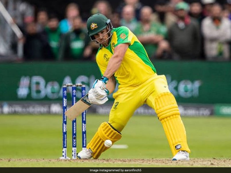 """""""You Have To Go On Current Form,"""" Says Australia Limited-Overs Captain Aaron Finch On T20 World Cup Spots"""
