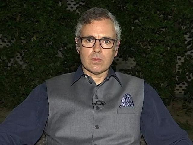 """Video : """"PM Said It Was His Largest In-Person Meeting Since Covid"""": Omar Abdullah"""