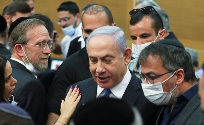 Poised To Unseat Netanyahu, Israeli Parliament To Vote On Approving New Government By June 14
