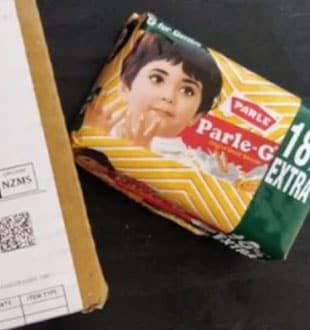 Man Gets Parle-G Instead Of His Actual Online Order, But He Ain't Complainin'