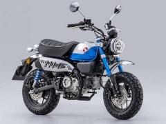 2022 Honda Monkey Unveiled In Europe