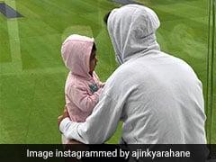 Ajinkya Rahane Revisits Memories With Daughter Aarya Ahead Of WTC Final