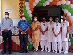 Day Before Its National Record, Madhya Pradesh Vaccinated A Mere 4,100