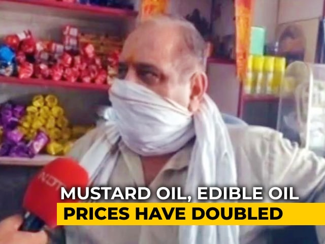 Video : How Inflation Has Affected Prices Of Food