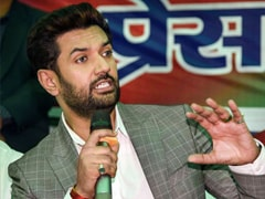 He's Not Our Leader: Chirag Paswan's Nightmare Monday As Party Revolts