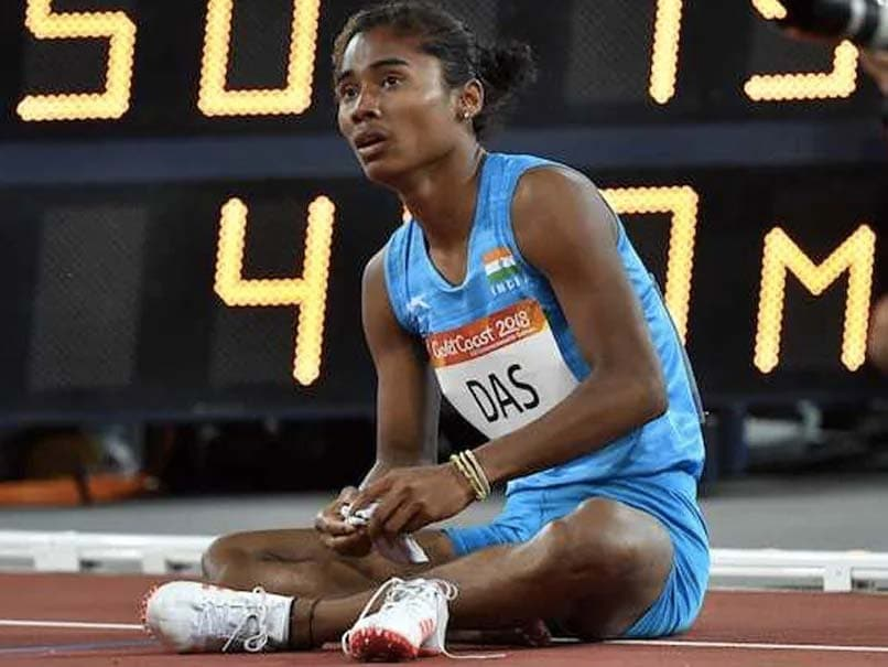 Tokyo Olympics: Indian Sprinter Hima Das Out Of Tokyo Olympics Due To Injury, Says Will Make A Strong Comeback