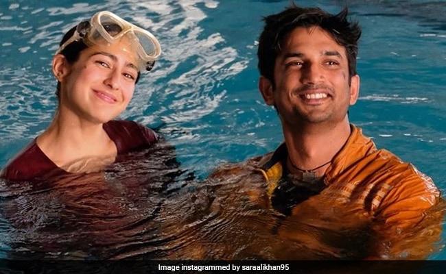 'Sushant Singh Rajput Gave Me All That I Have Today': Kedarnath Co-Star Sara Ali Khan's Post