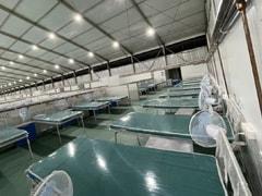 Mumbai's New 2,170-Bed Jumbo Covid Facility Built In Just 35 Days