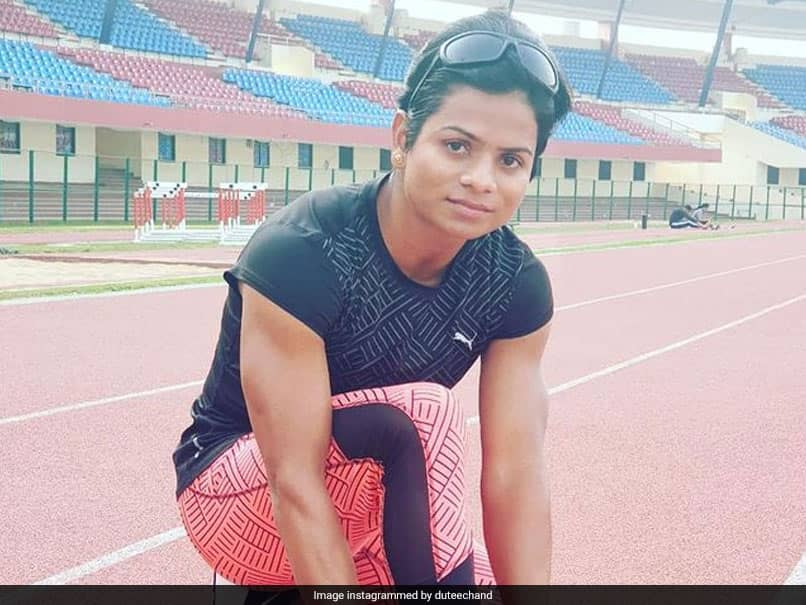 Dutee Chand Expects Tokyo Olympics Spot On Basis Of World Rankings If Not Through Qualification Timing