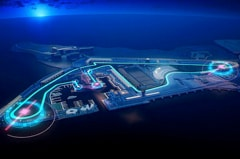 F1: Abu Dhabi Track Gets New Banked Corner As A Part Of 2021 Changes