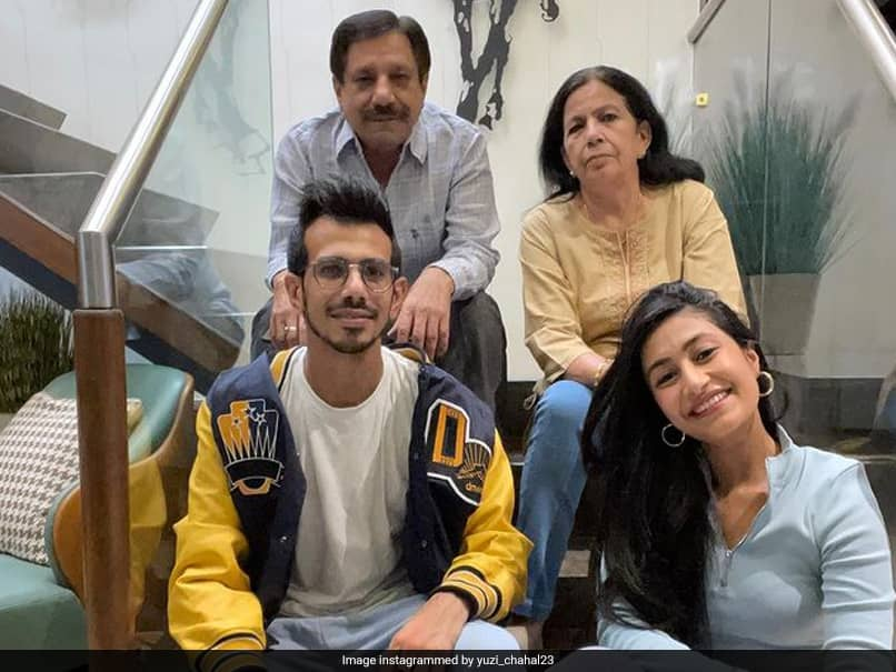 We Are Overwhelmed With Help: Yuzvendra Chahal Thanks Friends, Family For Support As Parents Recover From COVID-19