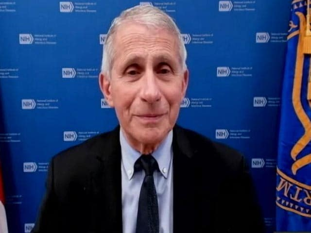"""Video : Dr Fauci To NDTV: """"In Touch With Scientists In India..."""""""