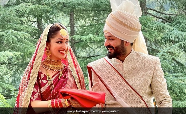 Surprise! Yami Gautam Marries Uri Director Aditya Dhar In Intimate Ceremony. See Wedding Pic