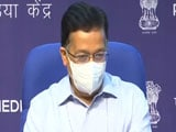 Video : 82% Decline In Active Covid Cases Since Peak On May 10, Says Government