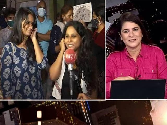 """Video : """"When People Protest, It Is Not Terrorism"""": Student-Activists To NDTV"""