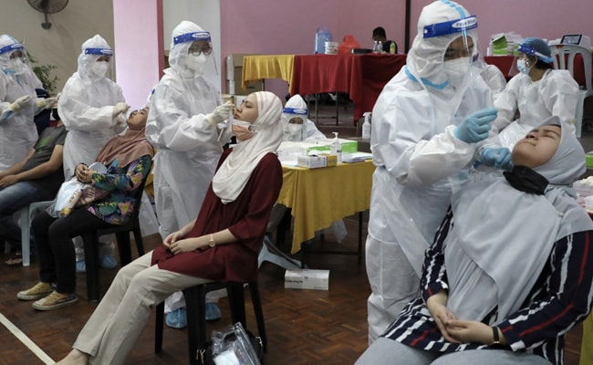 Malaysia Warns Of Rising Covid Deaths, Cases Among Children