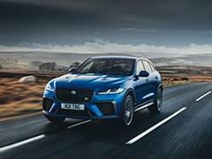 2021 Jaguar F-Pace SVR Bookings Open