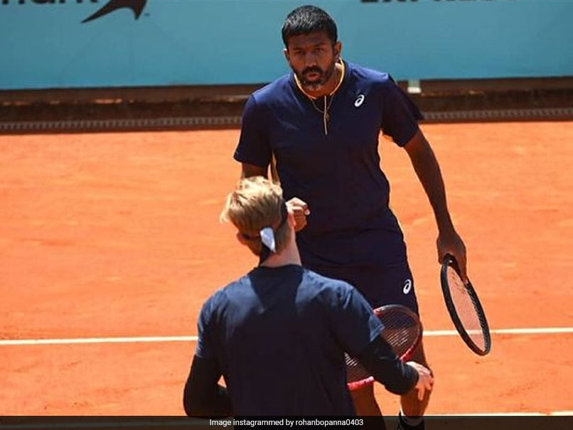 French Open: Rohana Bopanna Crashes Out In Mens Doubles Quarterfinal, Indias Campaign Ends