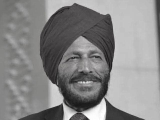 Video : Athletes Pay Tribute To 'Flying Sikh' Milkha Singh