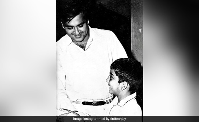 Sanjay Dutt Shares Priceless Memory With Dad Sunil Dutt On His Birth Anniversary. 'Always Holding My Hand,' Writes Actor