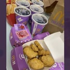 McDonald's BTS Meal Sold Out In Indonesia; How Fans React
