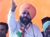 "Video : ""Aimed At You..."": Navjot Sidhu Responds To Sukhbir Badal's ""Missile"" Jab"