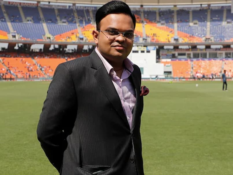 """""""BCCI Will Leave No Stone Unturned To Make T20 World Cup An Unprecedented Success,"""" Says Jay Shah"""
