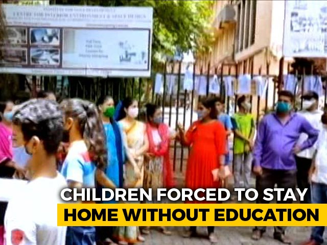 Video : Schools Suspend Online Classes Over Non-Payment Of Fees