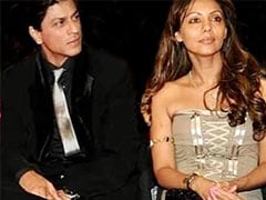 """An Entry From Gauri's Collection Of """"Good Times"""" With Shah Rukh Khan"""