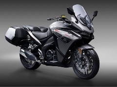 Zongshen Cyclone RG3 Sports Tourer Unveiled In China
