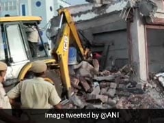 3 Labourers Dead As Under-Construction Building Collapses In Rajasthan
