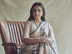 """People Told Me """"I Should Know How To Cook"""": Vidya Balan On Facing Gender Inequality"""