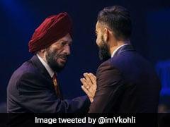 """You Will Never Be Forgotten"": Virat Kohli Pays Tribute To Milkha Singh"