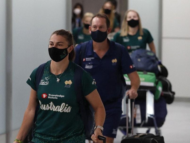 Tokyo Olympics: Australia Softball Team First To Arrive In Japan