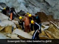 Disaster Force Helps Pregnant Woman Reach Hospital After Landslide In Uttarakhand