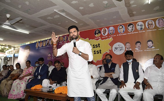 Chirag Paswan To Lose All Party Top Posts? Rebel MPs Move Swiftly