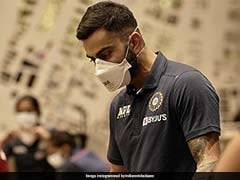 India Men's And Women's Teams Depart For England Tour. See Pics