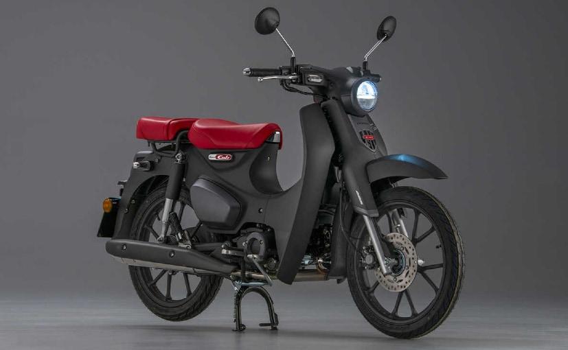 2022 Honda Super Cub 125 Unveiled