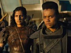 <i>Foundation</i> Trailer: All Eyes On Kubbra Sait In Apple TV Plus' Sci-Fi Series