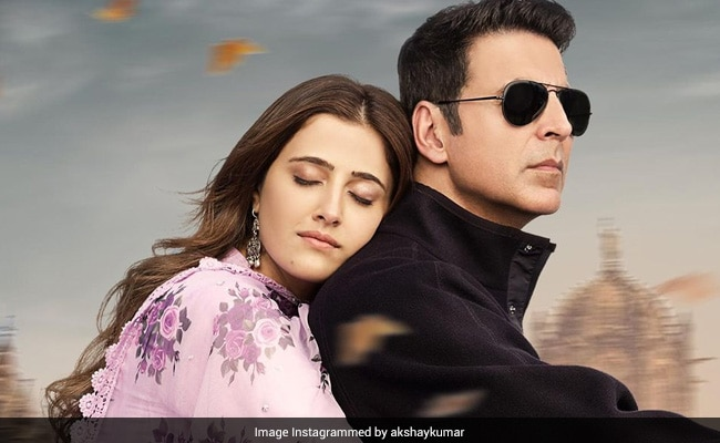Filhaal 2 - Mohabbat First Look: Akshay Kumar And Nupur Sanon's Love 'Will Touch Your Soul'