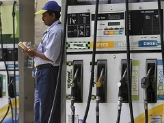 No Change In Petrol, Diesel Prices On Wednesday